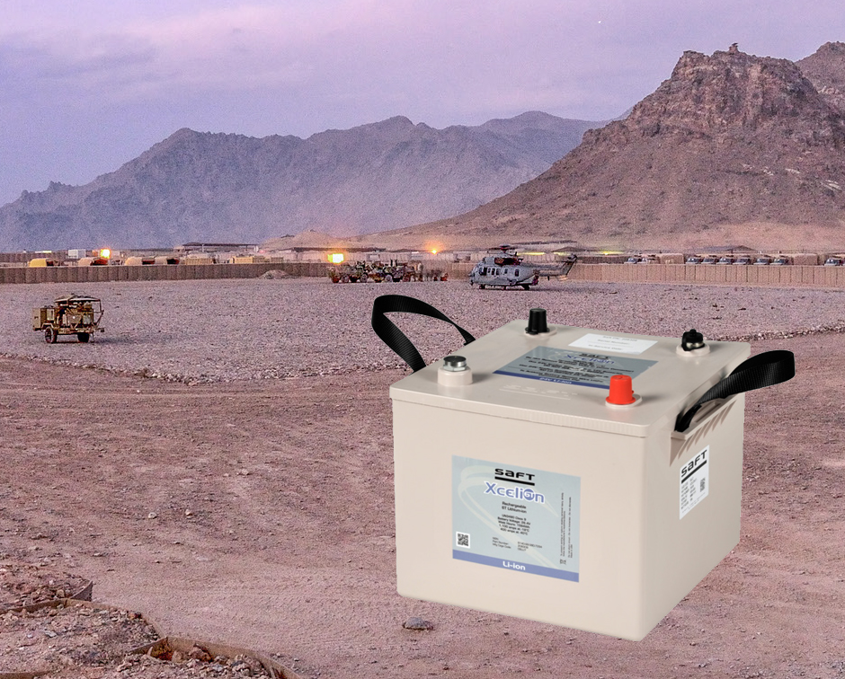 Saft Battery