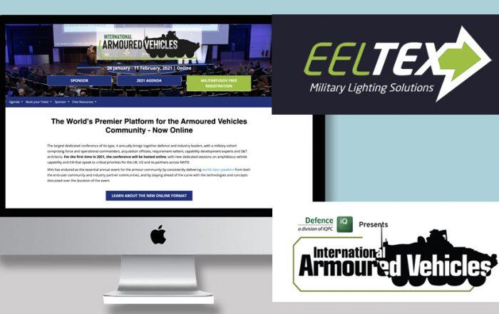 EELTEX - International Armoured Vehicles 2021
